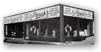Parish Maintenance History