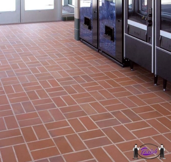 how to keep tile from cracking on concrete floor
