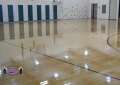 Water Base Gym Floor Finish