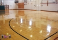 Commercial Wood Floor Finish