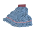 Looped End Mops (Blue, Wide Band)