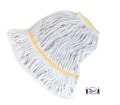 Looped End Mops (White, Narrow & Wide Band)