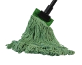 Looped End Mops (Green, Wide Band)