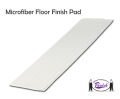 "Microfiber Floor Finish Applicator Pad, 5"" x 17"""