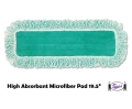 "Microfiber High Absorbency Mop Pad (18"")"