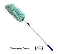 Telescoping High Duster with MicroFiber Head