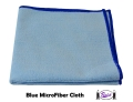MicroFiber Cleaning Cloth (Blue)