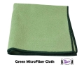 MicroFiber Cleaning Cloth (Green)