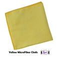 MicroFiber Cleaning Cloth (Yellow)