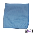 MicroFiber Glass Cleaning Wipes (blue)