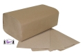 Single Fold Paper Towels (Brown)