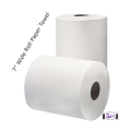"""Roll Towel, 7"""" White (725)"""
