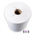 Star Cut Roll Paper Towels, White (880-BS)
