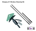 Stingray 10' Window Cleaning Kit
