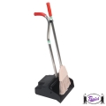 Lobby Dust Pan with Broom