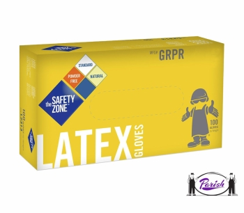 Latex Gloves, General Purpose Disposable Gloves