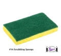 74 Medium Duty Sponge Scrubber