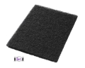 Square Strip Black Stripping Pad