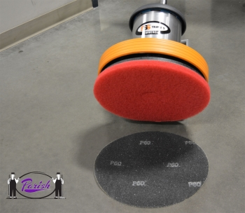 Sanding Screen Discs For Wood And Concrete Floors