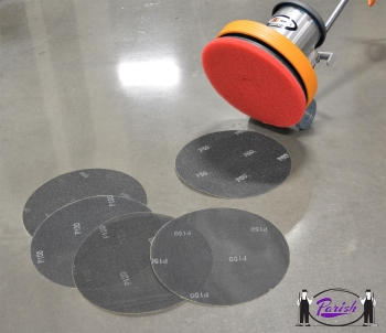 sanding screen discs for wood and concrete floors. Black Bedroom Furniture Sets. Home Design Ideas