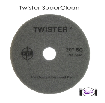 Twister Super Clean Floor Pads 6 000 Grit Diamond