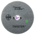 Twister Diamond Polishing Pads, Green (3000 grit)