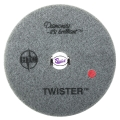 Twister Diamond Polishing Pads, Red (400 grit)