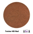 Twister Diamond Polishing Pads, HD Red (400 grit)