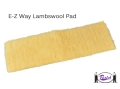 E-Z Way Lambswool Pad Finish Applicator