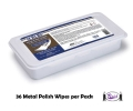 Metal Cleaning & Polishing Wipes