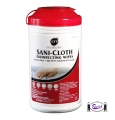 Disinfecting Wipes, Sani Cloth - Alcohol Free