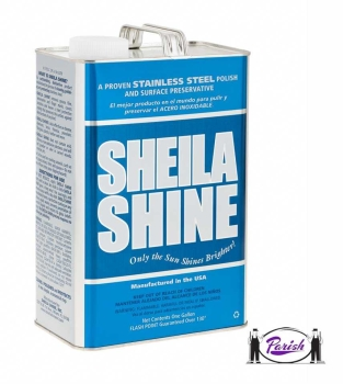 Sheila Shine Liquid Stainless Steel Cleaner And Polish
