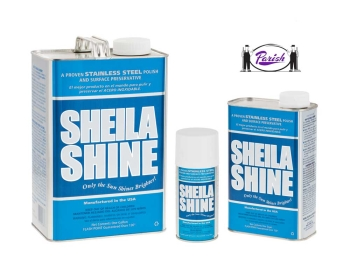Sheila Shine Aerosol The Finest Stainless Steel Cleaner