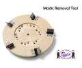 Mastic Removal Tool (5 - 6 blade cutter)