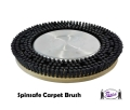 SpinSafe Carpet Cleaning Brush