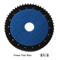 Tile & Grout Cleaning Brush (Power Pad Blue)