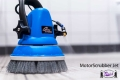 """Battery Powered Multi Surface Scrubber """"Jet"""""""