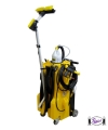 Kaivac 1250 Compact - No Touch Restroom Cleaning Machine