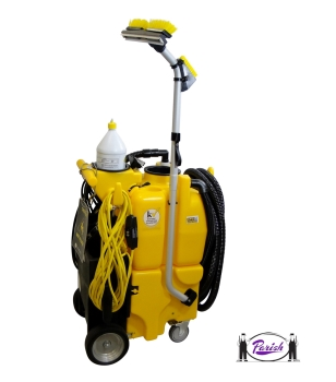 kaivac cleaning machine