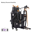Autovac Floor Cleaning System (battery powered)