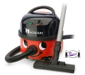 Battery Powered Canister Vacuum Cleaners (NBV)