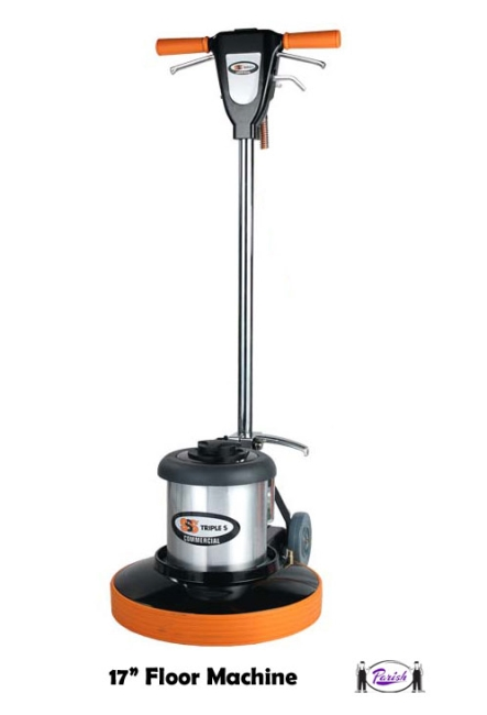 Floor polishing buffing machine 17 and 20 inch sizes for 17 floor buffer