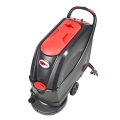 "Battery Powered 20"" Automatic Floor Scrubber"