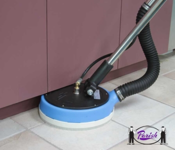 Spinner Grouted Tile Floor Cleaning Tool