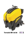 """Stand On Floor Scrubber, 27"""""""