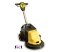 Compact Battery Operated Burnisher
