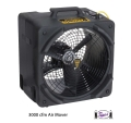 High Speed Air Mover - Axial Fan (side draft)