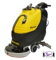 BD-20 Battery Powered Floor Scrubber (disc)