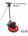 220/230 Volt Floor Machines & Floor Buffers