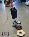 Mastic Removal Machine, 13' Compact